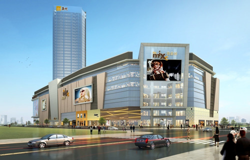 乌鲁木齐市高新技术开发区内