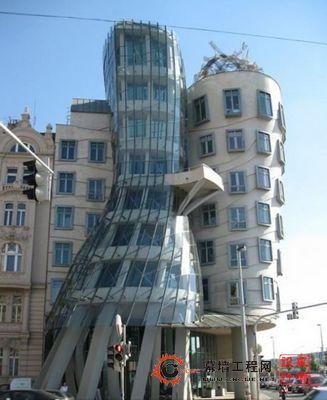结构主义建筑之一