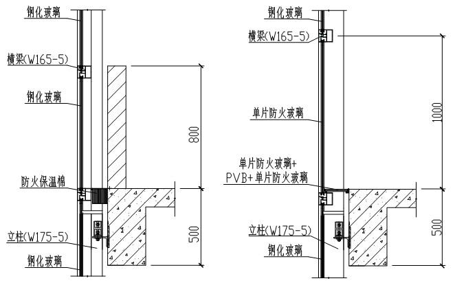 应用球体专用特种钢型材系统在建筑中的防火_matlab绘制立方玻璃图片