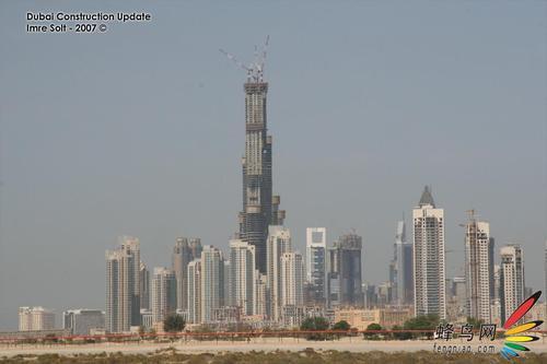"""""""难产""""的世界第一高楼迪拜塔:从孕育到诞生"""