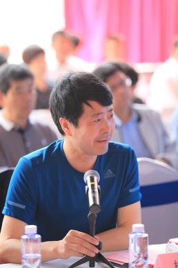 △南通市如皋市政协副主席 杜永红 发言